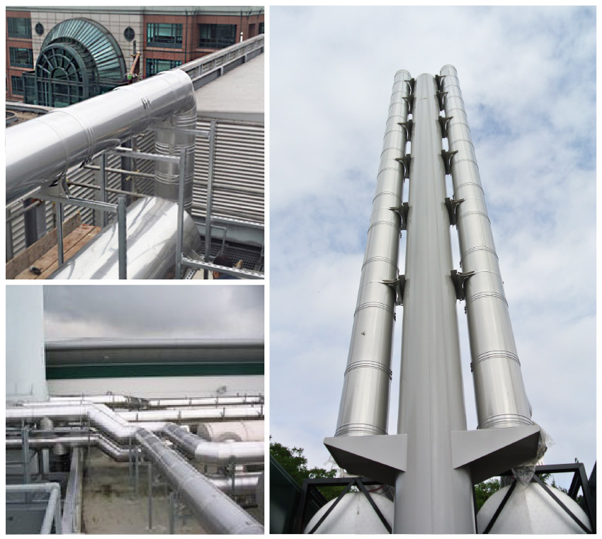 Commercial and Industrial flues image