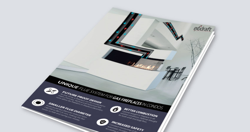 Download Gas Fireplaces Flue System